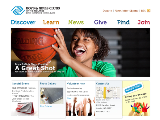 Boys and Girls Club of the Midlands