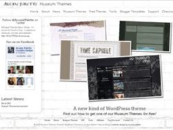 Arcane Palette Museum Themes