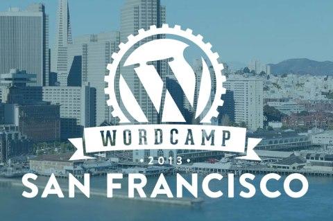 WordCamp サンフランシスコ 2013